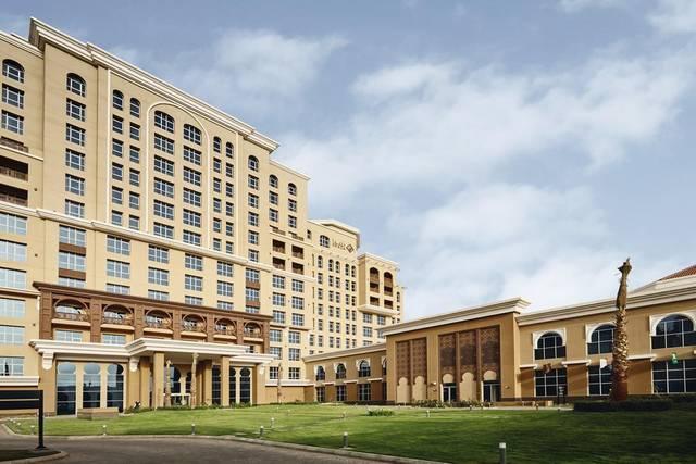 يُعد فندق وسبا شذا الرياض منتجعات فخمة بالرياض لكونه يتميز بموقع رائع