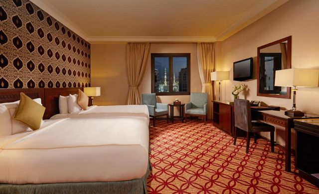 افضل فنادق المدينة المنورة