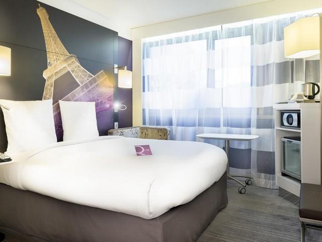 تعرف على فندق ميركيور شانزليزيه باريس الراقي بمرافقه المميزة