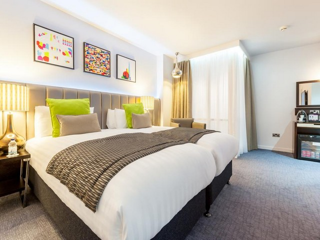 تعرف على سلسلة فندق ميركيور لندن بأماكن إقامتها العصرية