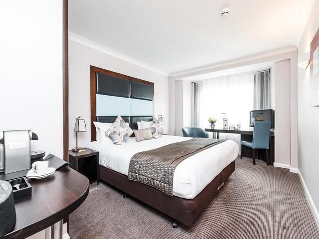 سلسلة ميركيور لندن بفنادقها الراقية ذات التصاميم العصرية