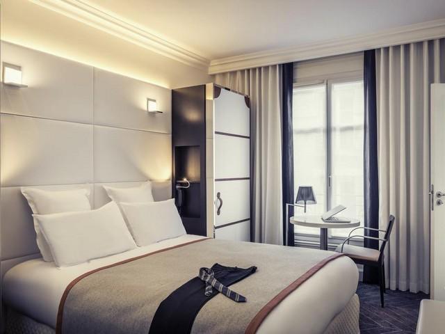 روعة الغرف في سلسلة فندق ميركور باريس
