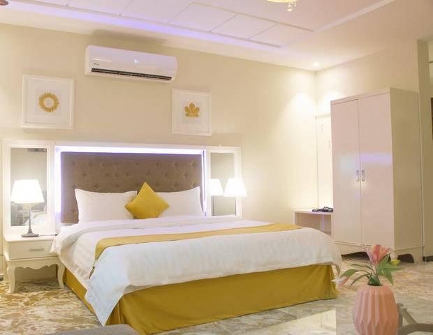 يُعد  نارميس للشقق الفندقية 2 افضل فنادق حي النرجس لكونه يتميز بموقع رائع