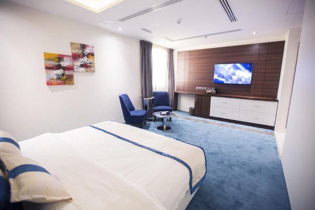 تبحث عن فندق راقي قريب من المعالم السياحية في الرياض! إليك قائمة تضم افضل فنادق الدائري الشمالي بالرياض