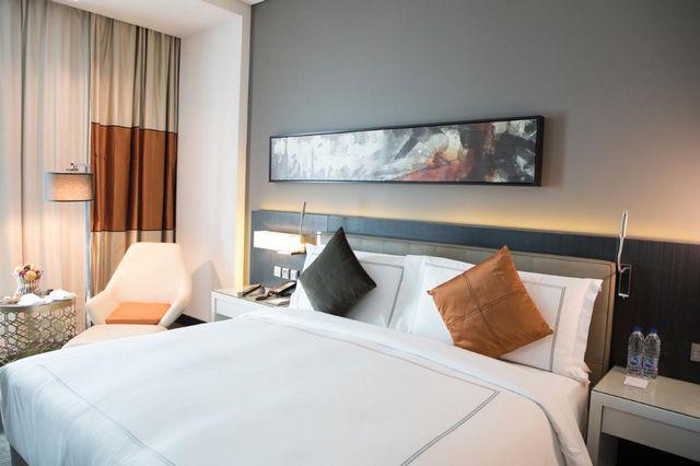 في ضوء مستوى الخدمة والراحة وأفضل عروض الأسعار، طالع آراء الزوّار حول فندق شمال الرياض