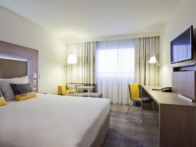 سلسلة فندق نوفوتيل لندن بأماكن إقامة مميزة ومرُيحة