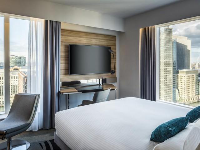 سلسلة نوفوتيل لندن ذات الفنادق الفاخرة