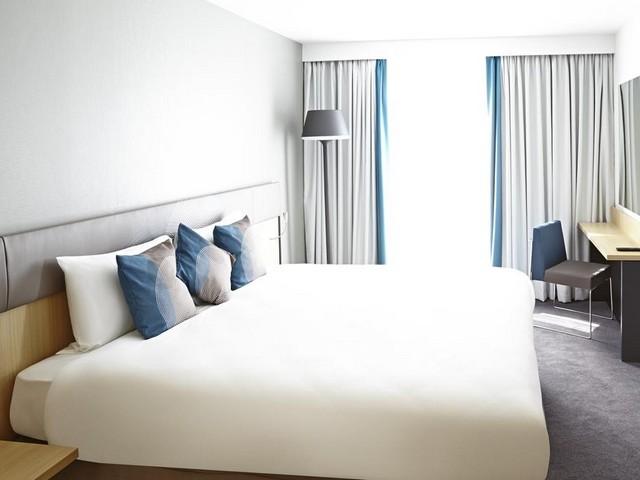 فندق نوفوتيل لندن التي تلبي جميع احتياجات المسافرين