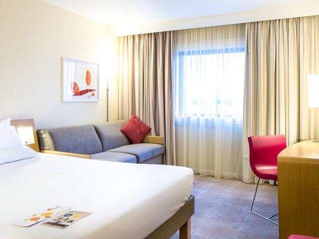 سلسلة نوفوتيل لندن والتي تتميز بمرافق ترفيهية وخدمات فندقية عالية الجودة