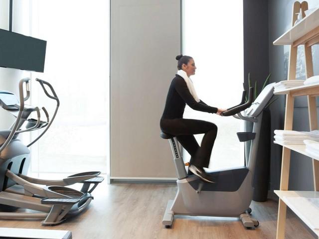 يحتوي نوفوتيل باريس 17 على مركز للياقة البدنية