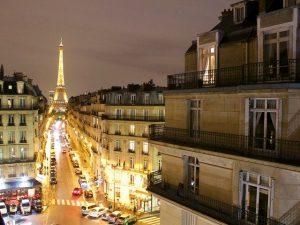 تقرير عن فندق نوفوتيل باريس 17