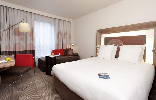 فندق نوفوتيل باريس لاديفانس اسم عريق لسلسلة مشهورة تُقدّم افضل الفنادق