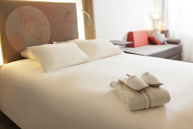 فندق نوفوتيل باريس لاديفانس عنوان للرقي والتميز