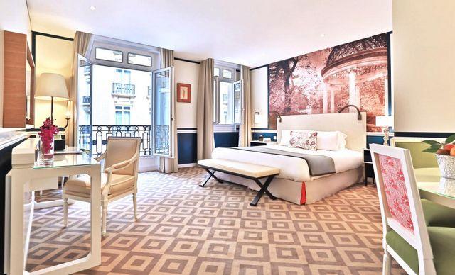 فنادق خمس نجوم في باريس بتوصيات من معظم زائريها