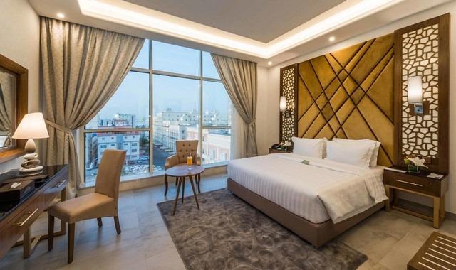 توفر فنادق شارع قريش جده قائمة من افضل الشقق الفندقية