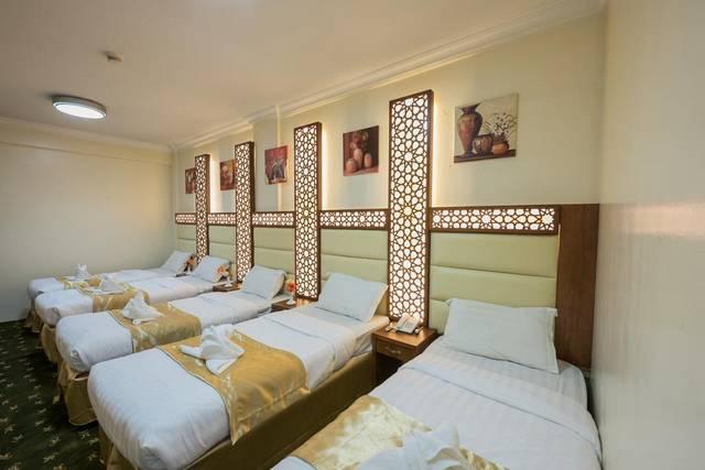 فندق روضة المختارة المدينة المنورة افضل الفنادق للباحثين عن فريق عمل متعاون ومحترف