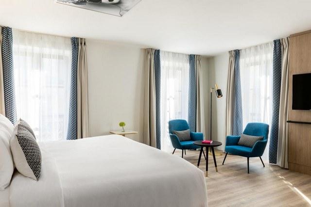 شاهد معنا سلسلة فندق رينيسانس باريس