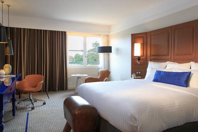 جمعنا كافة سلسلة فنادق رينيسانس باريس الراقية