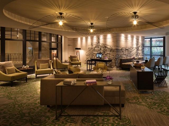 تعرف على فندق رينيسانس باريس لاديفانس الراقي بمرافقه وموقعه المميزان