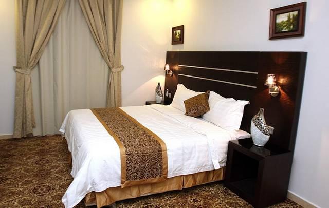 شقق رست نايت الرياض النفل من افضل فنادق السلسة المُناسبة للعائلات