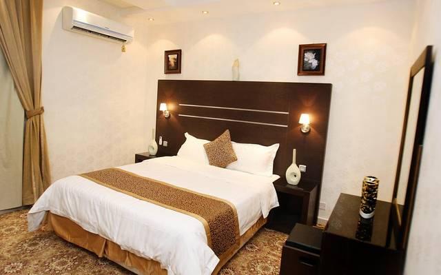 شقق رست نايت الرياض شارع الحسن بن علي  يمتلك موقع مُميز جعلته افضل فنادق السلسلة