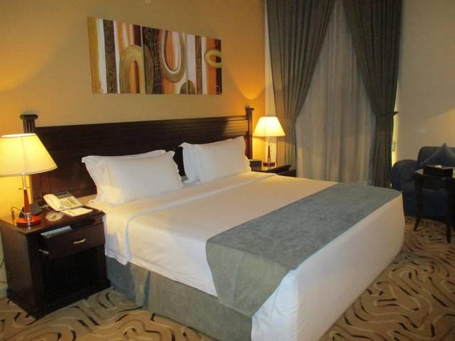 فندق التنفيذيين - العزيزية يمتلك موقع مُميز جعلته افضل فندق التنفيذيين الرياض