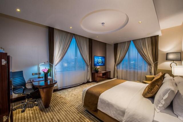 يوفر حي الوزارات خيارات متنوعة للإقامة أو السكن في الرياض