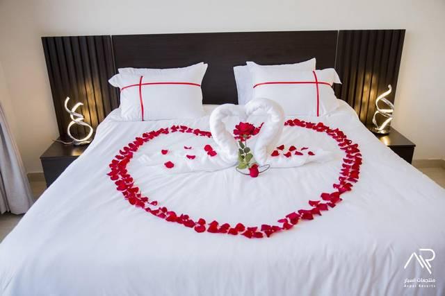 منتجعات اسبار الفندقية الرياض من شاليهات الرياض مسبح خاص التي تضم فريق عمل احترافي