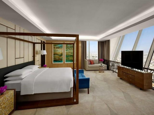الغرف الواسعة في فنادق الرياض العليا خمس نجوم