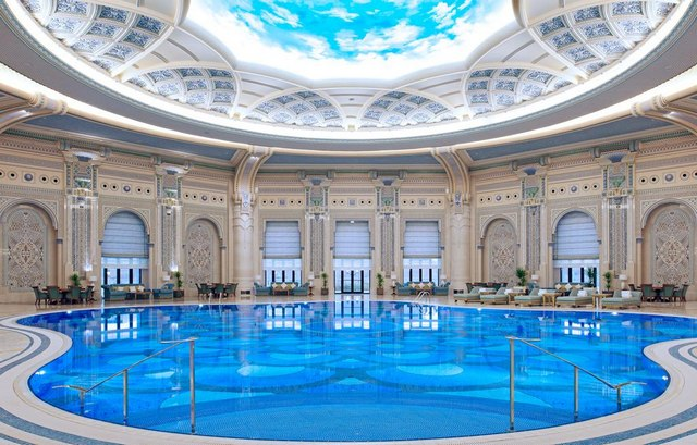 تعرف على أروع منتجع في الرياض مسبح خاص