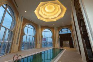 جمعنا لكم أجمل منتجعات الرياض مسبح خاص