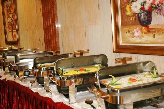سرايا طابة بالمدينة المنورة يُقدّم وجبات مُتنوّعة ومُمتازة للضيوف