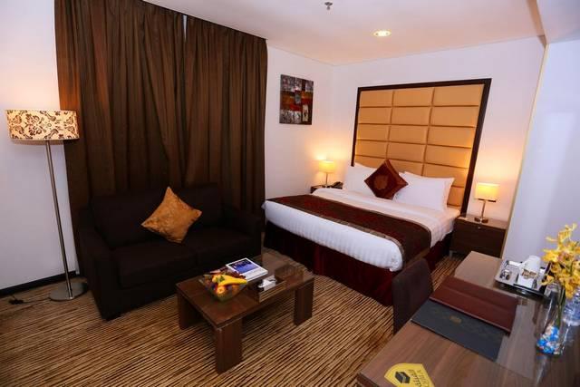 فندق الحمراء الشارقة من الخيارات التي يُفضلها السُيّاح بين فنادق الشارقة 4 نجوم