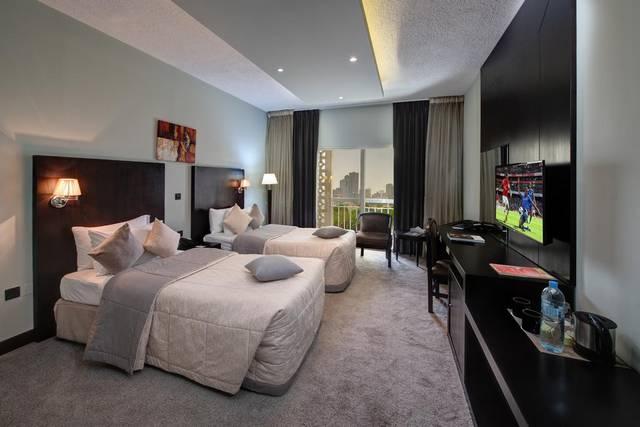 يُصنّف فندق كارلتون الشارقة ضمن قائمة افضل اسعار افضل منتجعات الشارقة المُناسبة