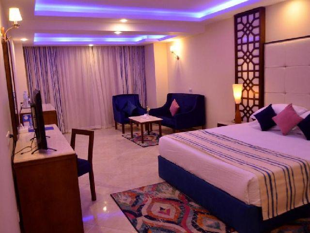 فخامة فنادق شرم الشيخ 4 نجوم خليج نبق التي تضم فندق سي بيتش شرم الشيخ  الشهير