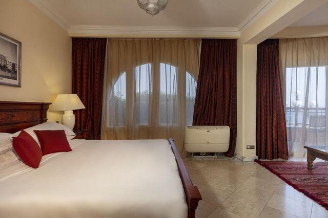 فلل الفاخرة في ارقى فنادق شرم الشيخ 5 نجوم خليج القرش