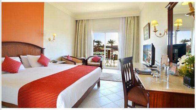 فندق كونكورد السلام الرياضى من افضل فنادق شرم الشيخ 5 نجوم خليج القرش