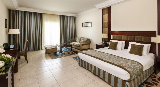 احصل على أرقى فنادق شرم الشيخ 5 نجوم اكوا بارك الحاصلة على تقييمات مُرتفعة من الزوّار العرب