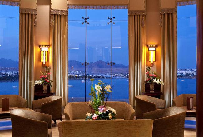 أرقى وأروع مناطق الجلوس عند حجوزات فنادق في شرم الشيخ