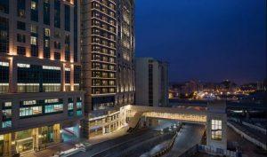 أهم مزايا وخدمات فندق شيراتون جبل الكعبة