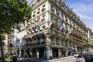 تعرف على سلسلة فندق سوفتيل باريس