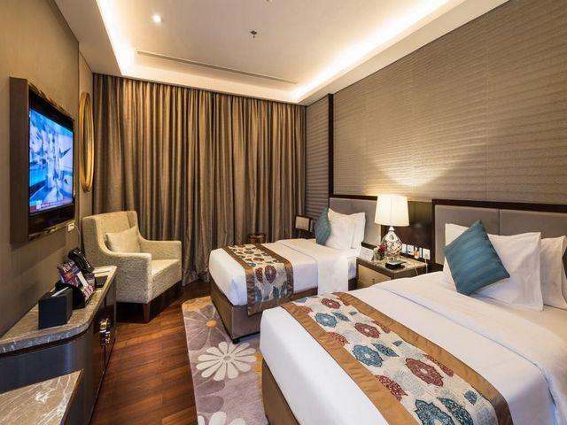 فنادق بودل الصحافة أحد اكثر فنادق جنوب الرياض عصرية
