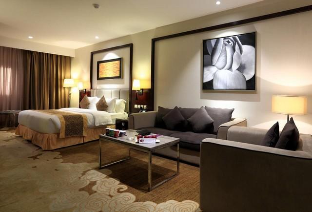 توفر فنادق شارع التحلية جدة ايضاً مجموعة فخمة من الشقق الفندقية