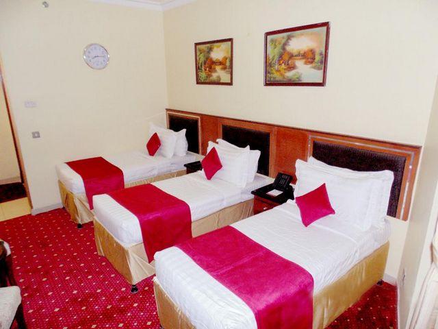 فندق طيبه بالمدينه المنوره مُريح ورائع