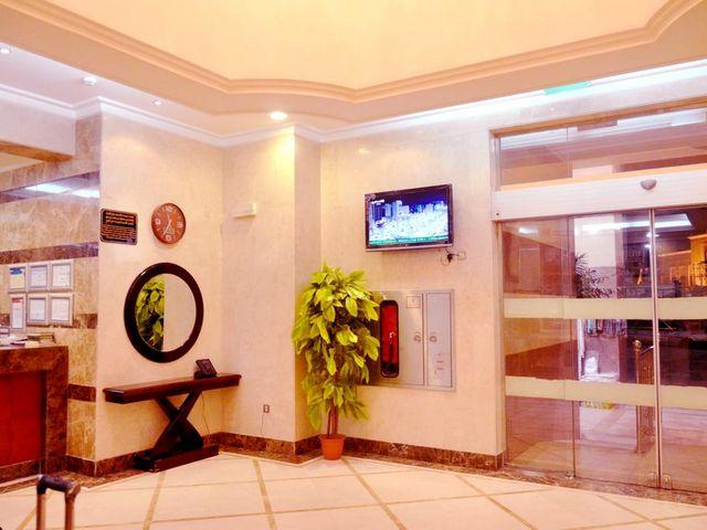 بإمكانك الاستمتاع بالعديد من المرافق الترفيهية التي يقدمها فندق طيبة المدينة المنورة