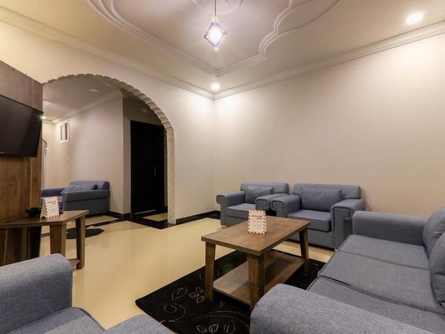 يوفر فندق بوابة الطائف غُرف معيشة بمساحات واسعة