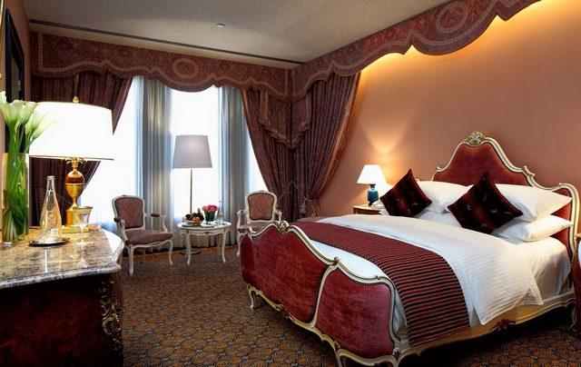 يُعد أحد افضل فنادق الطائف خمس نجوم فندق انتركونتيننتال