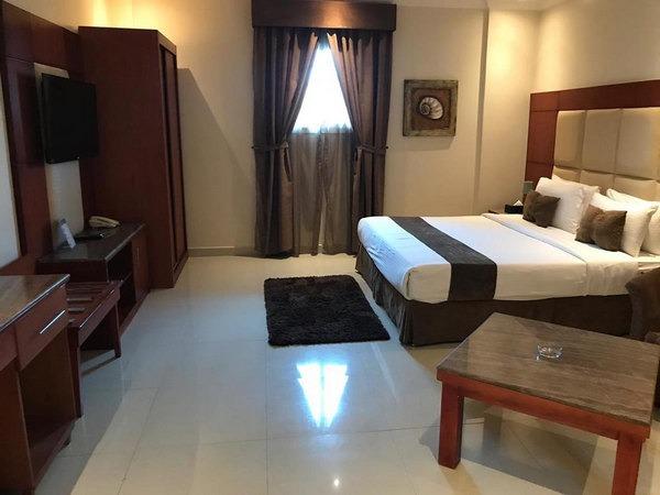 فنادق حي العزيزية الرياض تشمل أفخم الغُرف