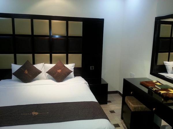 الشقق الفندقية في حي الملقا تُقدّم مرافق وخدمات مُميّزة