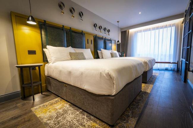 غُرف عائلية مُميّزة في افضل فنادق شارع العرب الفاخرة